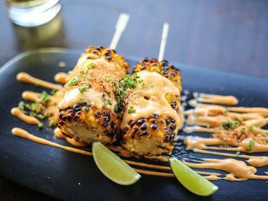 Glen Waverley, أستراليا: Grilled Corn with Chipotle Mayonnaise