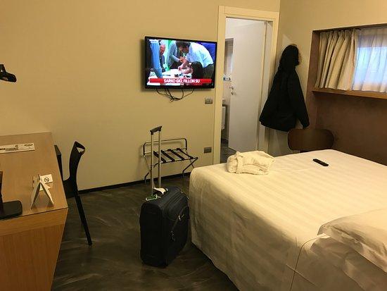Ensuite Picture Of Best Western Hotel Major Milan Tripadvisor