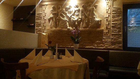 Bad Neustadt an der Saale, Germany: Απολαύστε το γεύμα σας στο φιλόξενο περιβάλλον μας!