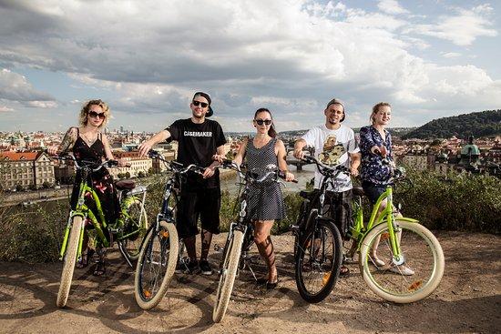 E-Bike Trip Prague