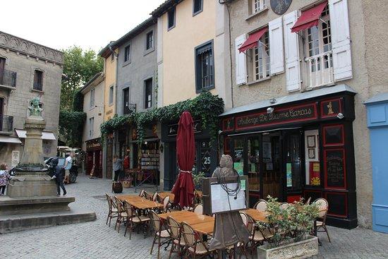 La Cité em Carcassonne