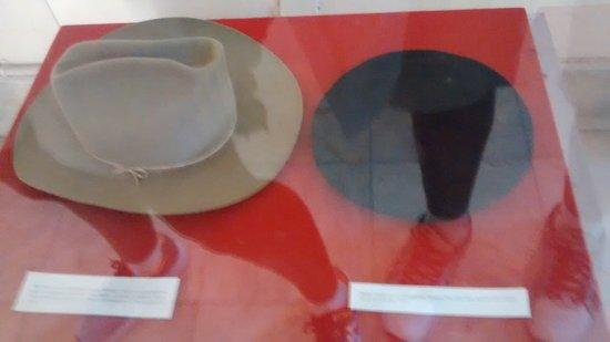 Museum of the Revolution (Museo de la Revolucion)  Sombrero de Camilo  Cienfuegos y beb4b32efbf