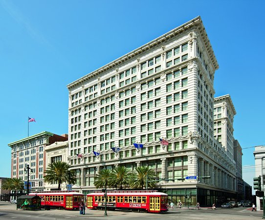 The Ritz-Carlton, New Orleans: Exterior Day