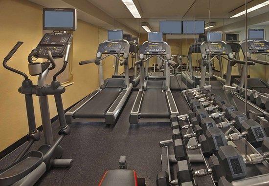 Tewksbury, Массачусетс: Fitness Center