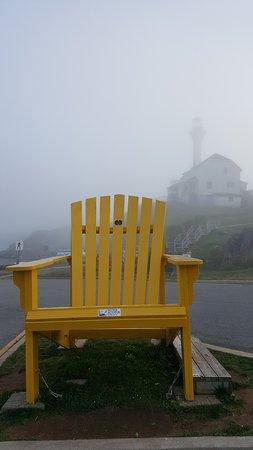 Yarmouth, Kanada: Take a seat!