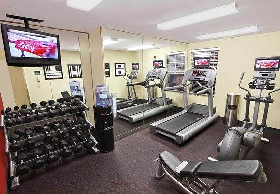 TownePlace Suites Sunnyvale Mountain View: Fitness Center