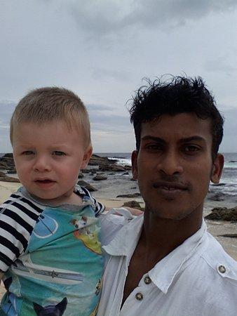 Tangalle, Sri Lanka: Good bye Tobi...