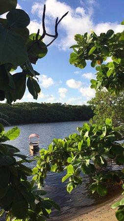 Caraiva, BA: De frente ao Rio Caraíva