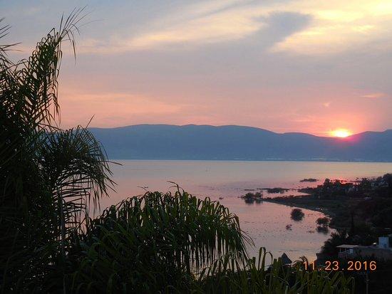 San Juan Cosalá, México: Sunset