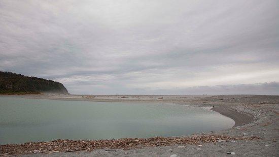 Glacier Valley Eco Tours: Okarito Beach