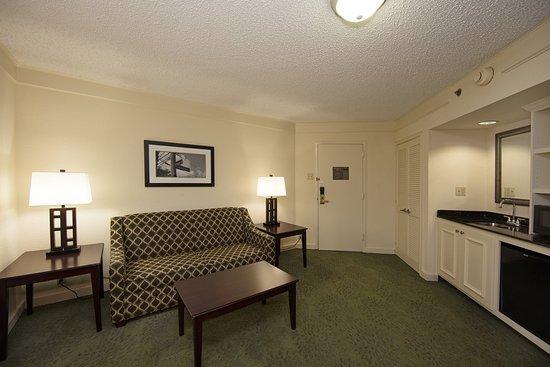 Athens, GA: One Bedroom Suite Non-Smoking Executive Tower