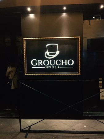 Groucho Bar