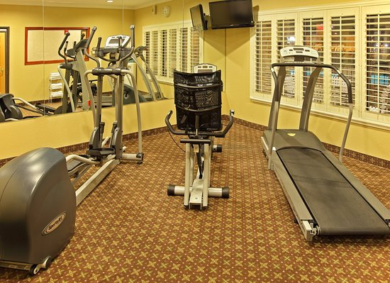 Greenville, TX: Fitness Center