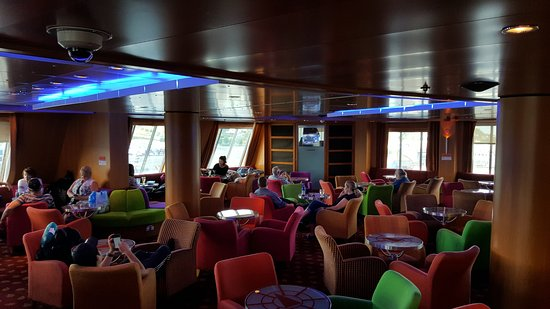 North Sydney, Kanada: Lounge