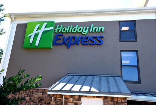 Holiday Inn Express Anderson: Exterior Feature