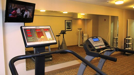 Holiday Inn Express Anderson: FItness Center