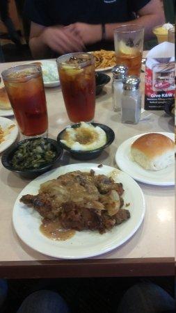K W Cafeteria Greenville Restaurant Reviews Photos Tripadvisor
