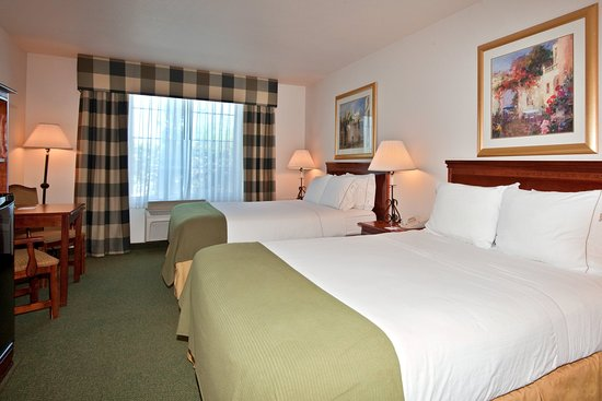 Calexico, CA: Double Bed Guest Room