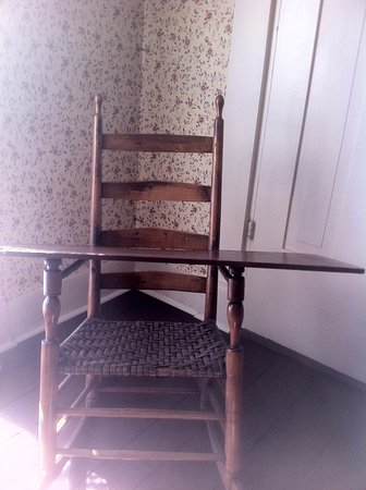 Greenfield, Индиана: Home made writing desk