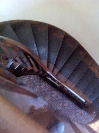Greenfield, IN: Beautiful staircase