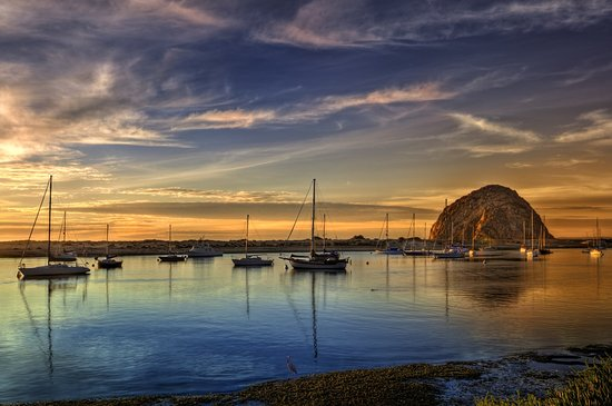 Grover Beach, Καλιφόρνια: Morro Bay is only a 30 minute drive from our lovely hotel