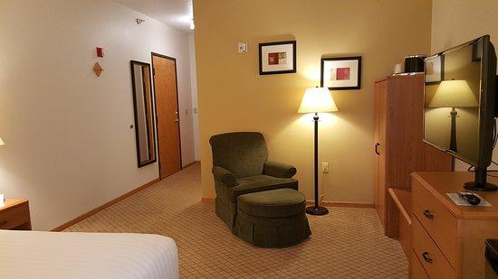 Hudson, WI: Guest Room