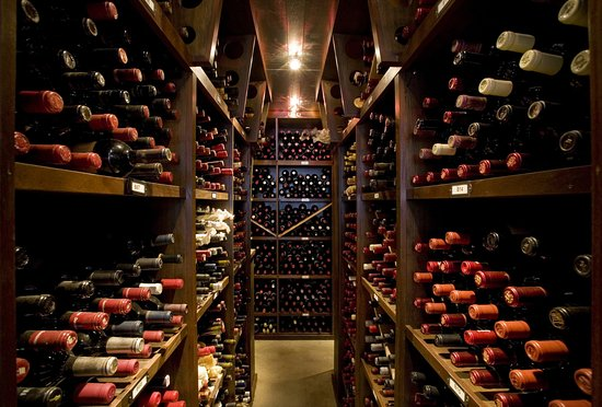 Post Ranch Inn: Sierra Mar Wine Cellar