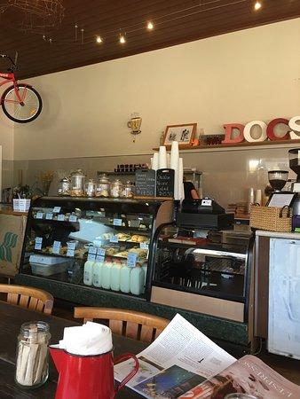 Corowa, أستراليا: Doc Yarrum Cafe