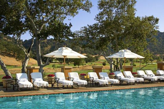 San Martin, Kalifornia: Pool