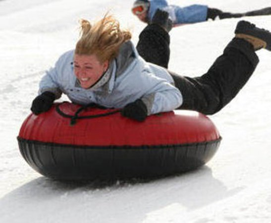 The Lodge at Wisp : Tubing