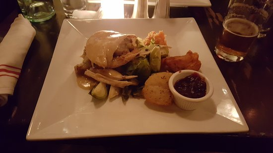 Sunnyside, นิวยอร์ก: Bestes Thanksgiving Essen
