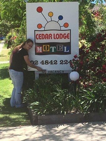 Braidwood, Australia: Cedar Lodge Motel