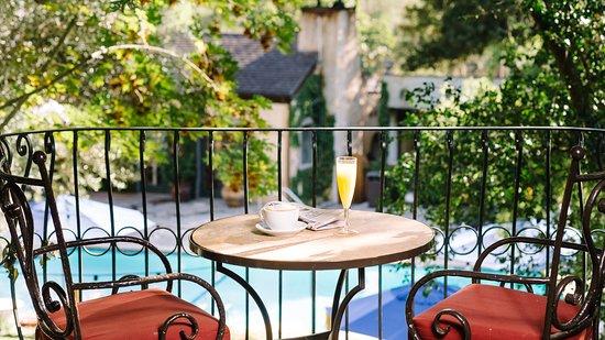 Kenwood, Californie : Splendid Balcony View