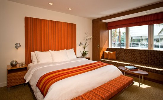 The Hotel of South Beach: Atelier King Bedded Room