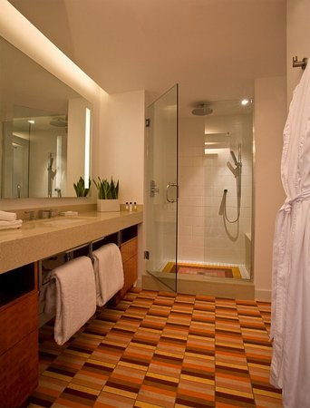 The Hotel of South Beach: Bathroom Atelier Room