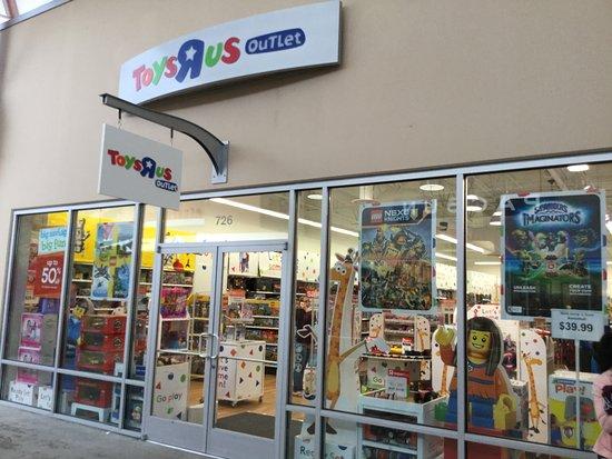 Marysville, Waszyngton: Toys'R'Us.