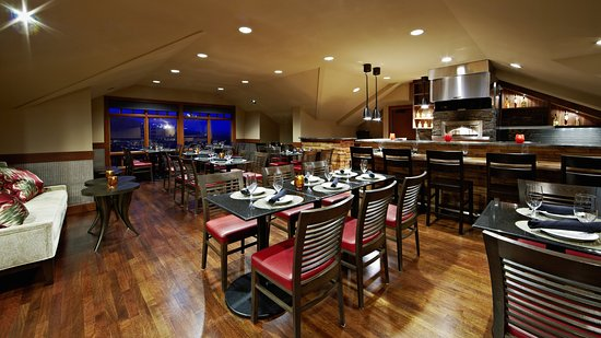 Salish Lodge & Spa: Casual Dining