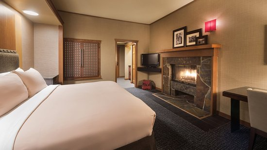 Salish Lodge & Spa: Cozy King Guestroom