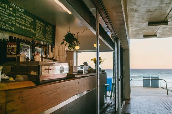 the kiosk newcastle beach awesome food coffee vibes and view