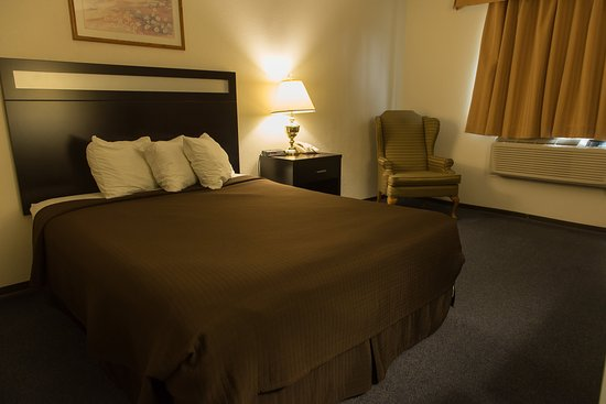 Williams Lake, Канада: 1 Queen Bed Room
