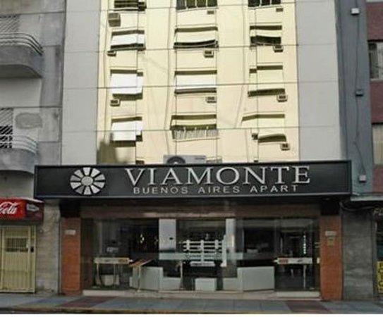 Viamonte Buenos Aires Apart: The Hotel