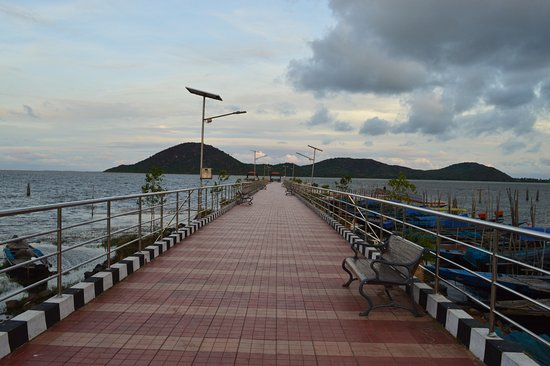Rambha, Indien: way to chilika