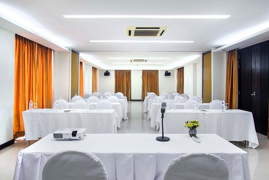 D Varee Mai Khao Beach: Meeting Room