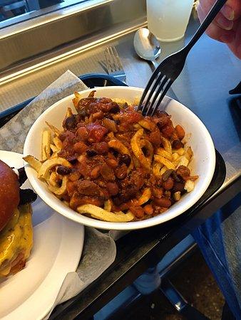 Royal Oak, MI : Chili fries