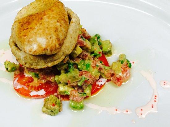 Sel Gras Restaurant: Spicy Red Tuna Tartar