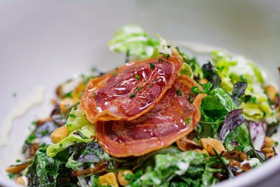Restaurant Sel Gras : Salad