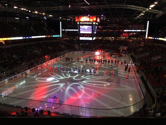Arena Riga - リガ、Arena Riga...