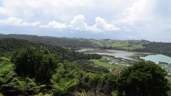 Isla Waiheke, Nueva Zelanda: Amazing Panoramic Views!