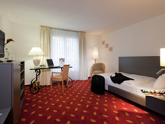 Mercure Hotel Hannover City: Guest Room