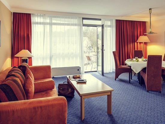 Dreieich, Almanya: Guest Room
